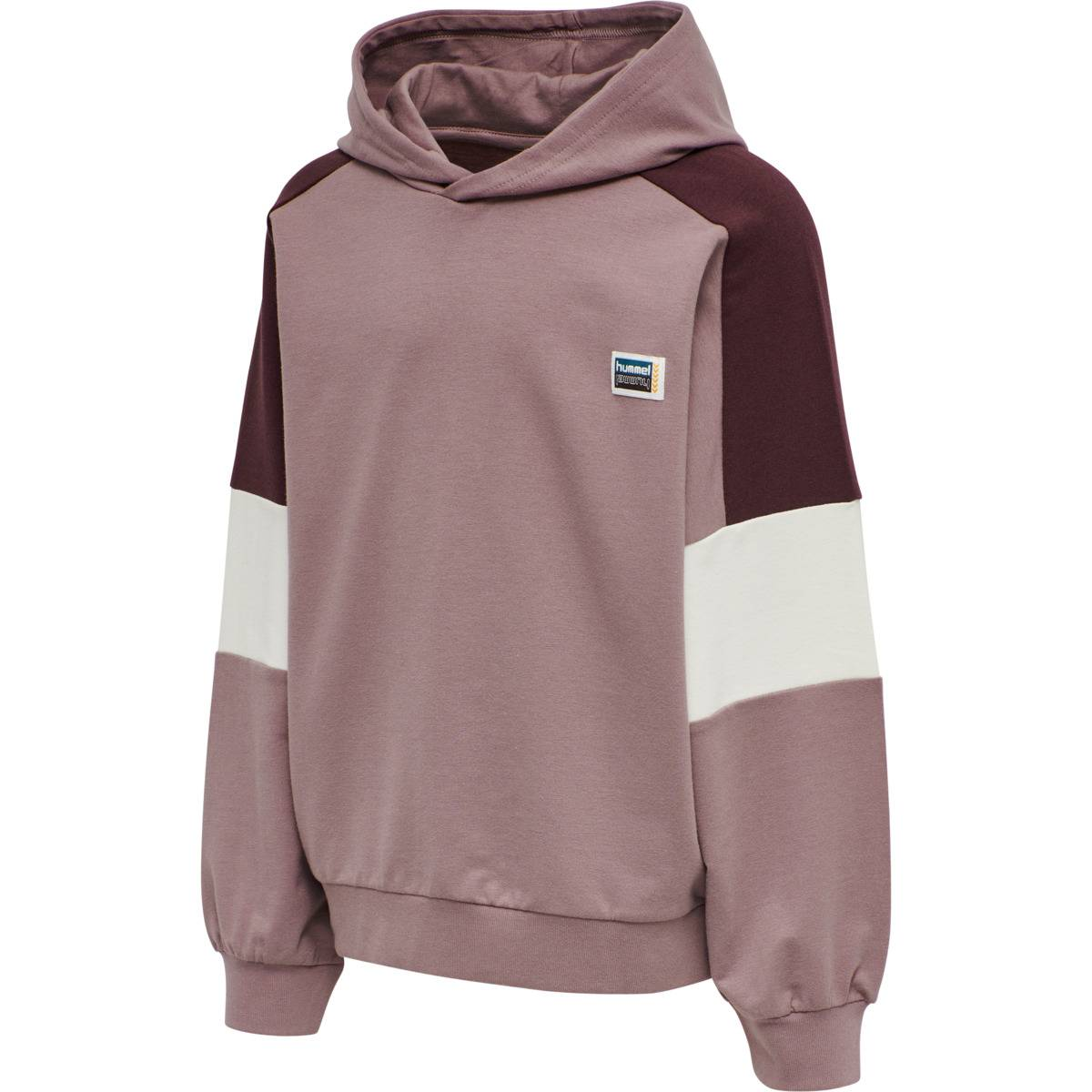 Hummel Mynthe hoodie - twilight mauve