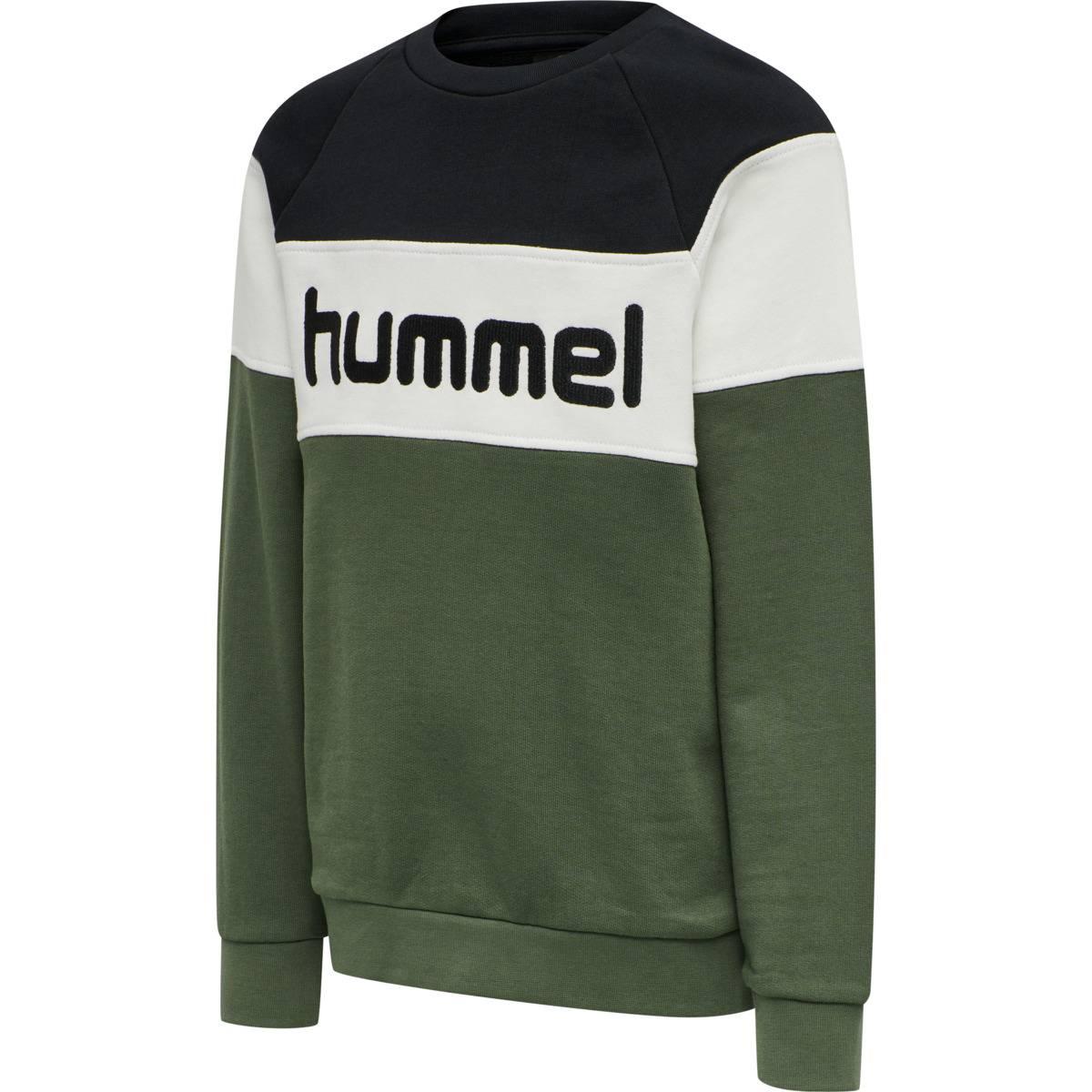 Hummel Claes genser - thyme