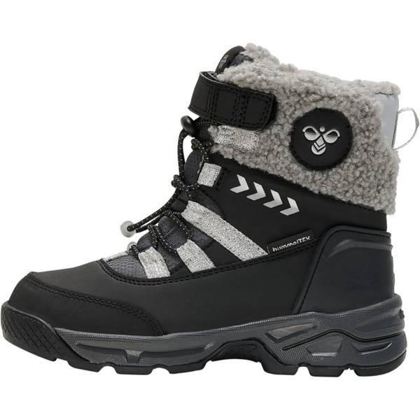 Bilde av Hummel Snow Boot tex jr - black/silver