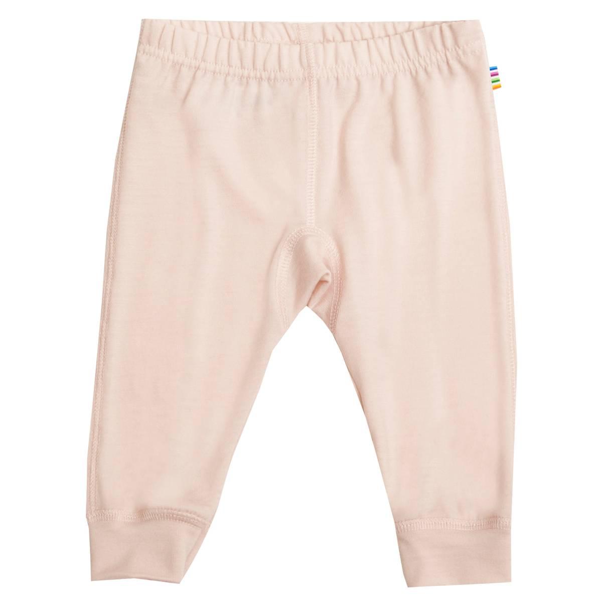 Joha Fox ull leggings - rosa